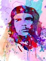 Che Guevara Watercolor 2 Fine-Art Print