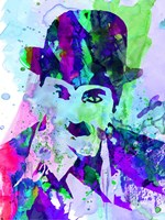 Chaplin Watercolor Fine-Art Print