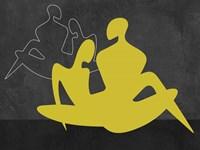 Yellow Couple Fine-Art Print