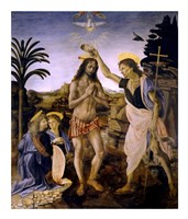 The Baptism of Christ Fine-Art Print