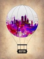 Boston Air Balloon Fine-Art Print