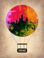 Chicago Air Balloon Fine-Art Print