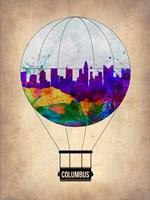Columbus Air Balloon Fine-Art Print