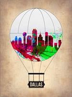 Dallas Air Balloon Fine-Art Print