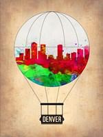 Denver  Air Balloon Fine-Art Print