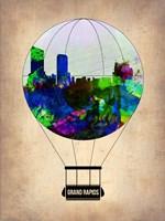 Grand Rapids Air Balloon Fine-Art Print