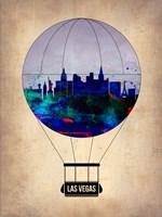 Las Vegas Air Balloon Fine-Art Print