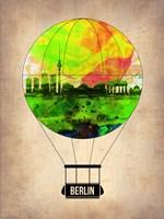 Berlin Air Balloon Fine-Art Print