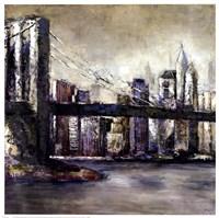 City Landmark II Fine-Art Print