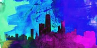 Chicago City Skyline Fine-Art Print