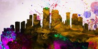 New Orleans City Skyline Fine-Art Print