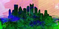 Pittsburgh City Skyline Fine-Art Print