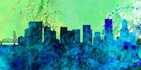 Portland City Skyline Fine-Art Print