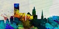 Providence City Skyline Fine-Art Print
