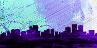 Anchorage City Skyline Fine-Art Print