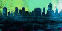 Tulsa City Skyline Fine-Art Print