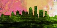 Louisville City Skyline Fine-Art Print