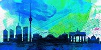 Berlin City Skyline Fine-Art Print
