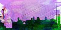 Dublin City Skyline Fine-Art Print