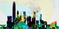 Hong Kong City Skyline Fine-Art Print