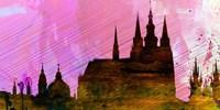 Prague City Skyline Fine-Art Print