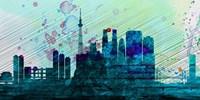 Tokyo City Skyline Fine-Art Print