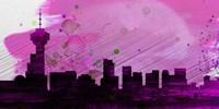 Vancouver City Skyline Fine-Art Print