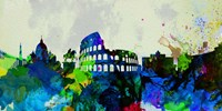 Rome City Skyline Fine-Art Print