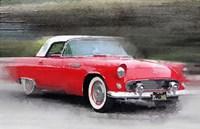 1955 Ford Thunderbird Fine-Art Print