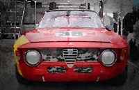 1967 Alfa Romeo GTV Fine-Art Print