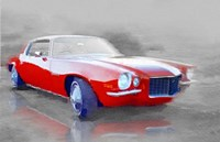 1970 Chevy Camaro Fine-Art Print