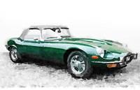 1961 Jaguar E-Type Fine-Art Print