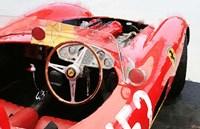 Ferrari Cockpit Monterey Fine-Art Print