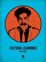 Cultural Learnings 1 Fine-Art Print