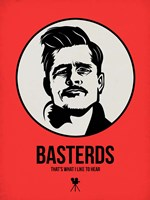 Basterds 2 Fine-Art Print