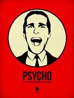 Psycho 1 Fine-Art Print