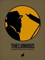 Thelonious 2 Fine-Art Print