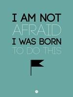 I am Not Afraid 2 Fine-Art Print