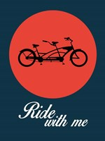 Ride With Me 1 Fine-Art Print
