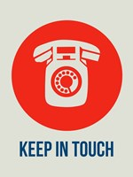 Keep In Touch 1 Fine-Art Print