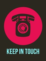 Keep In Touch 2 Fine-Art Print