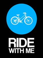 Ride With Me Circle 2 Fine-Art Print