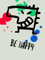 Be Happy 1 Fine-Art Print