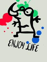 Enjoy Life 1 Fine-Art Print