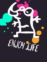 Enjoy Life 2 Fine-Art Print