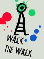 Walk The Walk 1 Fine-Art Print
