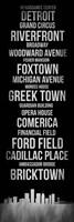 Streets of Detroit 2 Fine-Art Print