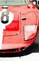 1964 Ford GT40 Front Detail Fine-Art Print