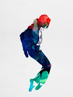 Michael Watercolor Fine-Art Print
