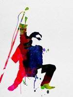 Bono Watercolor Fine-Art Print